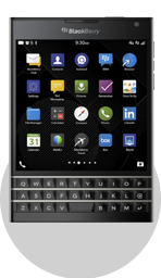 Réparation BlackBerry Passport
