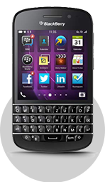 Réparation BlackBerry Q10