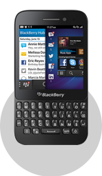 Réparation BlackBerry Q5