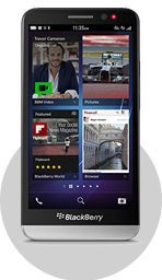 Réparation BlackBerry Z30